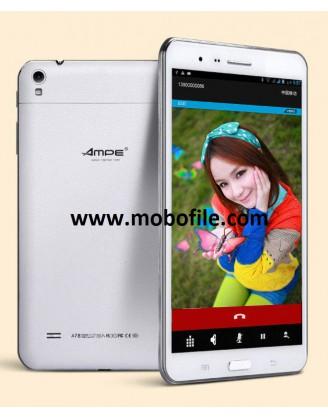 فایل فلش تبلت  چینی AMPE A78 eight-core 3G