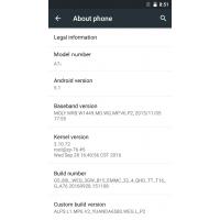 فایل فلش گوشی شرکتی چینی سامسونگ گلکسی A7 2016